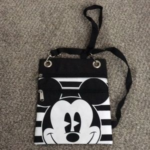 Mickey Mouse canvas Crossbody